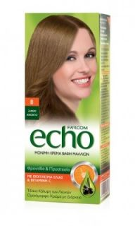 FARCOM Echo Hair Color with olive extract 60ml