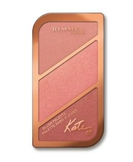 ПАЛИТРА РУЖОВЕ RIMMEL KATE BLUSH PALETTE 18.5g