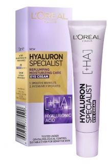 LOREAL HYALURON SPECIALIST REPLUMPING MOISTURE NIGHT CREAM 50ml