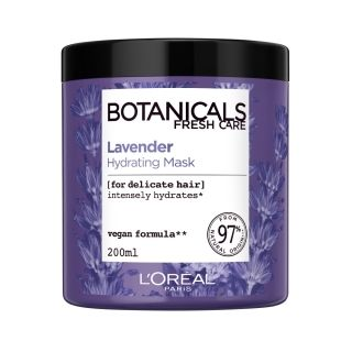 LOREAL BOTANICALS LAVENDER HAIR MASK 200ML