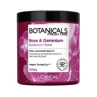LOREAL BOTANICALS GERANIUM HAIR MASK 200ML
