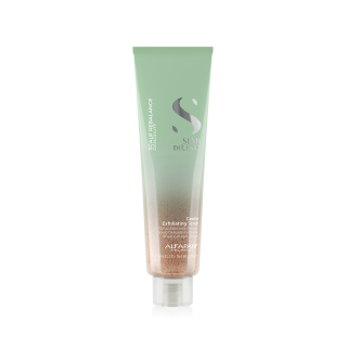 ЕКСФОЛИРАЩА СКРАБ ПРОТИВ ПЪРХОТ ALFAPARF SEMI DI LINO SCALP CARE GENTLE EXFOLIATING SCRUB 150ml