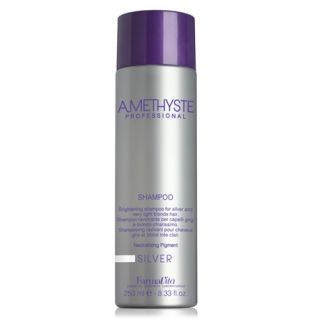 FarmaVita AMETHYSTE Silver Shampoo for Blonde Hair 250ml
