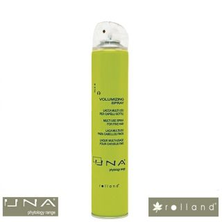 Rolland Una Volumizing Spray Лак за коса за обем 500ml