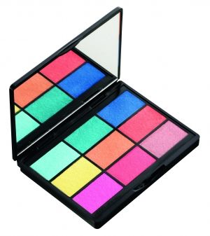 Gosh 9 Shades Eye Shadow Сенки Палитра 9 цвята 003 To play with in Vegas