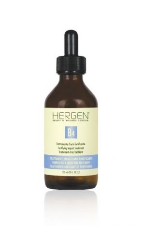 FORTIFYING IMPACT TREATMENT FOR STRESSED HAIR BES HERGEN B2 BLUE LINE 100ml