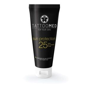 TattooMed sun protection LSF25 100ml UVA И UVB СЛЪНЦЕЗАЩИТА