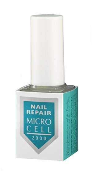 ЗАЗДРАВИТЕЛ ЗА НОКТИ NAIL REPAIR ГЛАНЦ MICROCELL 2000 12ml