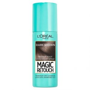 СПРЕЙ ЗА ПОКРИВАНЕ НА БЕЛИ КОСИ LOREAL MAGIC RETOUCH INSTANT ROOT TOUCH UP SPRAY 75ML (РАЗЛИЧНИ ВИДОВЕ)