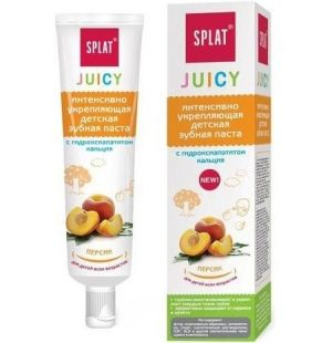 SPLAT JUICY 35ml PEACH 2-11г.