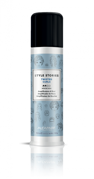 ALFAPARF STYLE STORIES TWISTED CURLS 100ml