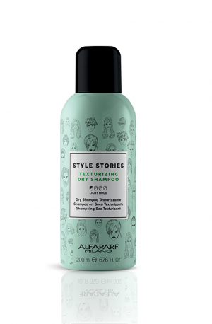 Структуриращ сух шампоан Alfaparf Style Stories Texturizing Dry Shampoo 200ml