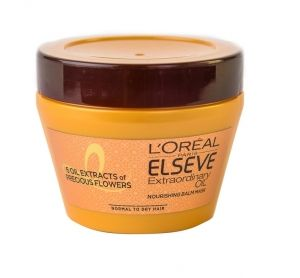 МАСКА ЗА КОСА ELSEVE EXTRAORDINARY OIL HAIR MASK 300ml