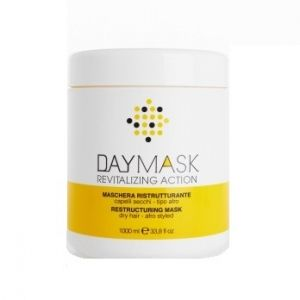 Punti Di Vista Restructuring Repairing mask for dry hair with bamboo and placenta 1000ml