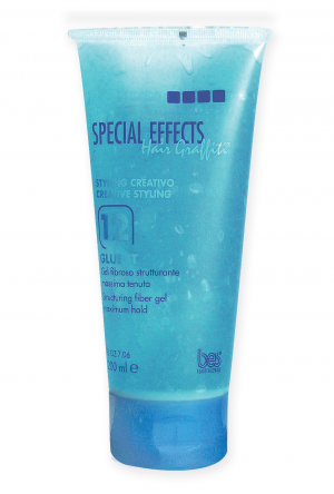 BES Special effects Glue it Hair Gel strong hold 200ml