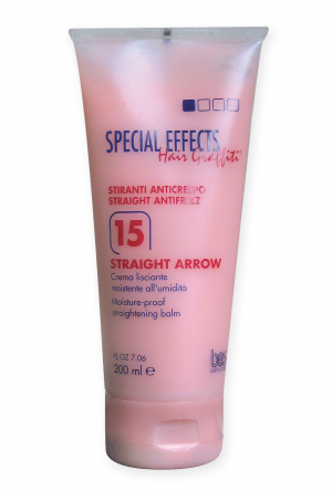BES Special effects Straight Arrow Lasting Straightening Cream 200ml