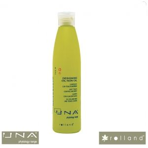 Rolland Una Design oil-non-oil shine Стилизант за коса 250ml
