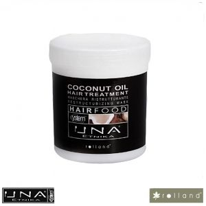 Rolland Una Hair Food Hydrating Hair Mask with coconut 1000ml