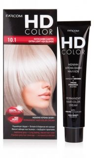 FARCOM HD Hair Color with Keratin Aminoacids 60ml