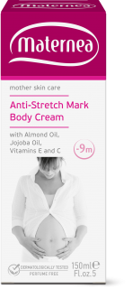 Крем против стрии Maternea Anti-Stretch Mark Body Cream 150ml