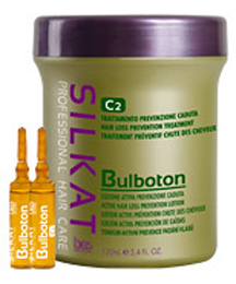 BES Silkat Bulboton Lotion against Hair Loss 12X10ml