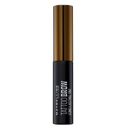 Гел за вежди Maybelline Tatto Brow Peel Off Tinted Semi-Permanent 4.9ml LIGHT BROWN