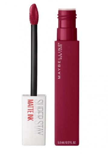 МАТИРАЩО ТЕЧНО ЧЕРВИЛО MAYBELLINE SUPERSTAY MATTE INK CITY EDITION 5ml 115 FOUNDER