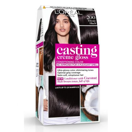 Безамонячна боя Loreal Casting Creme Gloss Hair Color 200
