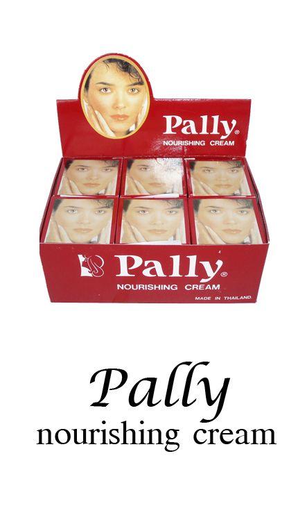 Pally Избелващ крем за лице 22ml