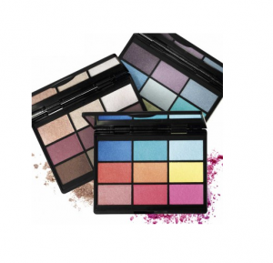 Gosh Glamarous Eye Shadow Сенки за очи 4 цвята