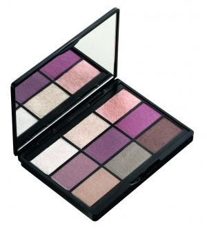 Gosh 9 Shades Eye Shadow Сенки Палитра 9 цвята 001 To enjoy in New York