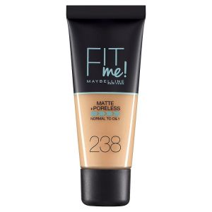 MAYBELLINE FIT ME MATTE & PORELESS LIQUID FOUNDATION 30ml NORMAL / OILY SKIN (VARIOUS SHADES)