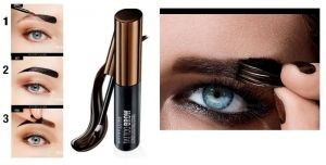 Гел за вежди Maybelline Tatto Brow Peel Off Tinted Semi-Permanent 4.9ml (РАЗЛИЧНИ НЮАНСИ)