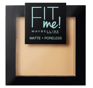 MAYBELLINE FIT ME! MATTE AND PORELESS POWDER 9G (VARIOUS SHADES)