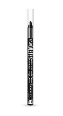 ОЛИВ ЗА ОЧИ RIMMEL SCANDALEYES WATERPROOF KOHL KAJAL 01 BLACK