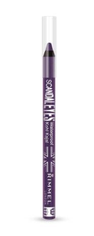 ОЛИВ ЗА ОЧИ RIMMEL SCANDALEYES WATERPROOF KOHL KAJAL  07 PURPLE