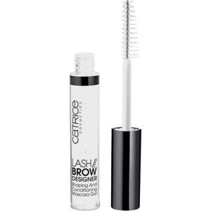 CATRICE LASH BROW DESIGNER SHAPING AND CONDITIONING MASCARA GEL ГЕЛ ЗА ВЕЖДИ И МИГЛИ LASH BROW DESIGNER SHAPING AND CONDITIONING MASCARA GEL  010 L