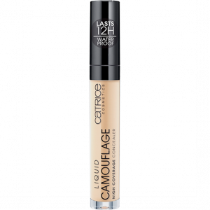 CATRICE LIQUID CAMOUFLAGE HIGH COVERAGE CONCEALER КОРЕКТОР ТЕЧЕН 5ML (РАЗЛИЧНИ НЮАНСИ)