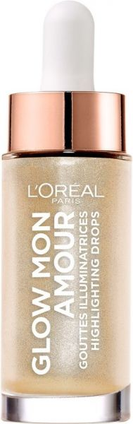 ХАЙЛАЙТЪР LOREAL WAKE UP & GLOW MON AMOUR HIGHLIGHTING DROPS 15ML (РАЗЛИЧНИ НЮАНСИ)
