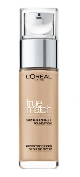 ФОН ДЬО ТЕН LOREAL TRUE MATCH LIQUID FOUNDATION 30ML 2N