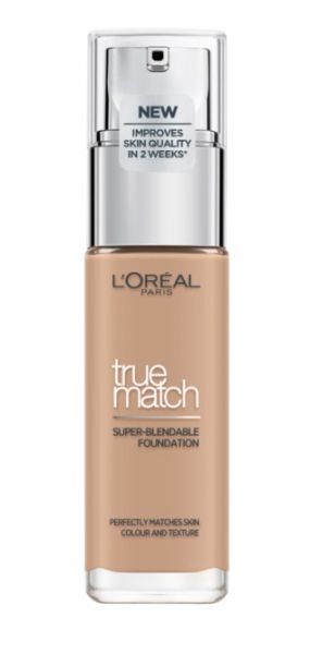 ФОН ДЬО ТЕН LOREAL TRUE MATCH LIQUID FOUNDATION 30ML 4N