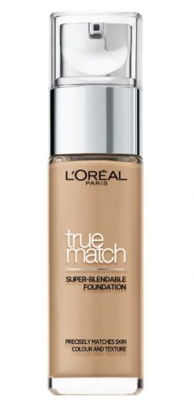 ФОН ДЬО ТЕН LOREAL TRUE MATCH LIQUID FOUNDATION 30ML 6N HONEY