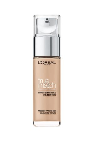ФОН ДЬО ТЕН LOREAL TRUE MATCH LIQUID FOUNDATION 30ML 2C ROSE VANILLA