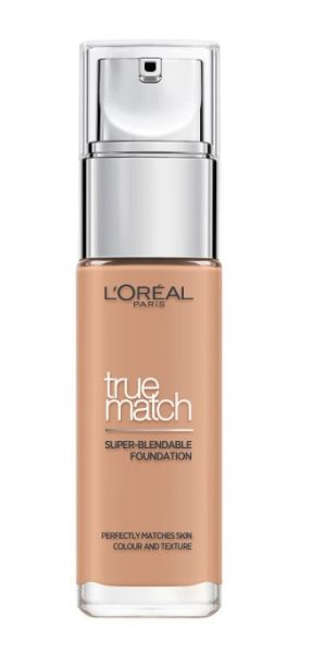 ФОН ДЬО ТЕН LOREAL TRUE MATCH LIQUID FOUNDATION 30ML  5C ROSE SAND