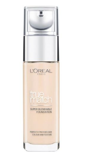 ФОН ДЬО ТЕН LOREAL TRUE MATCH LIQUID FOUNDATION 30ML 1.D/1.W
