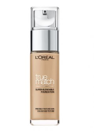 ФОН ДЬО ТЕН LOREAL TRUE MATCH LIQUID FOUNDATION 30ML 4.D/4.W