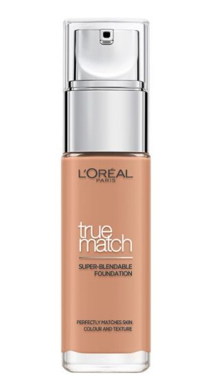 ФОН ДЬО ТЕН LOREAL TRUE MATCH LIQUID FOUNDATION 30ML 5W GOLDEN SAND