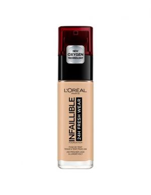 ФОН ДЬО ТЕН LOREAL INFAILLIBLE FOUNDATION 30ML 125 NATURАL ROSE