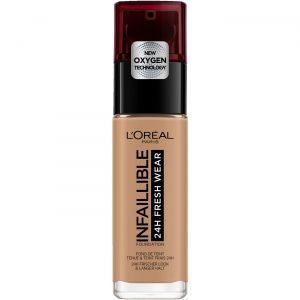 ФОН ДЬО ТЕН LOREAL INFAILLIBLE FOUNDATION 30ML 300 AMBER