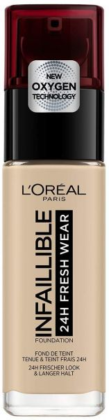 ФОН ДЬО ТЕН LOREAL INFAILLIBLE FOUNDATION 30ML 130 BEIGE
